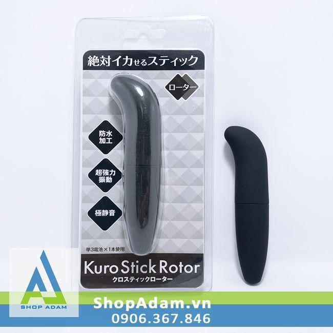 Cục rung tình yêu kích thích điểm G Stick Rotor - Nhật Bản