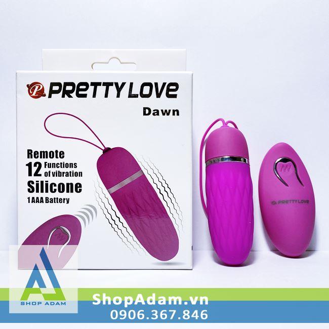 Đồ chơi tình yêu cho nữ không dây Pretty Love Dawn