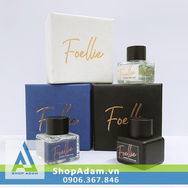 Foellie Inner Perfume nước hoa cô bé chính hãng Hàn Quốc