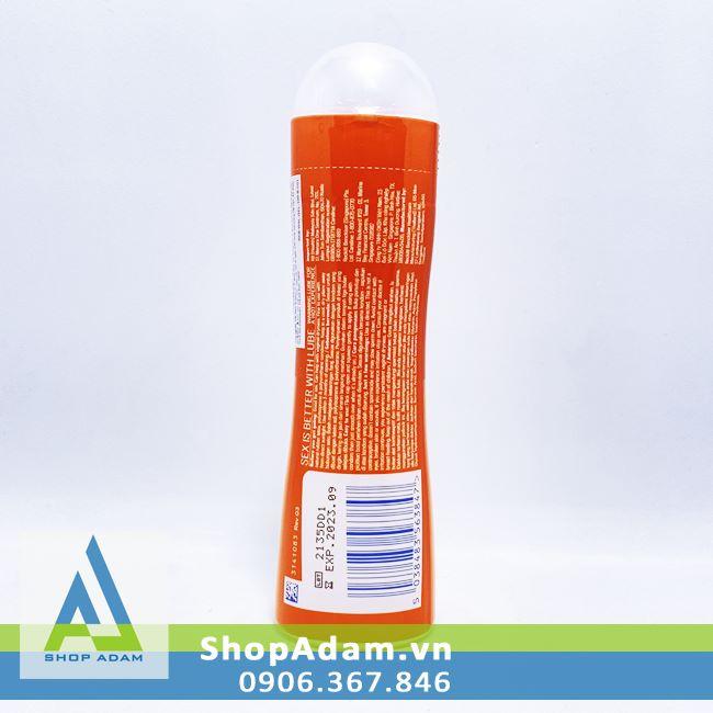 Gel bôi trơn Durex Play Warming dạng ấm - 100ml
