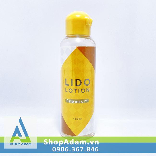 Gel bôi trơn kéo dài thời gian Lido Lotion Premium Made In Japan 120ml