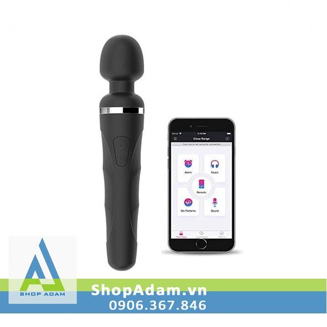 Lovense Domi 2 chày rung massage cao cấp điều khiển từ xa bằng smartphone