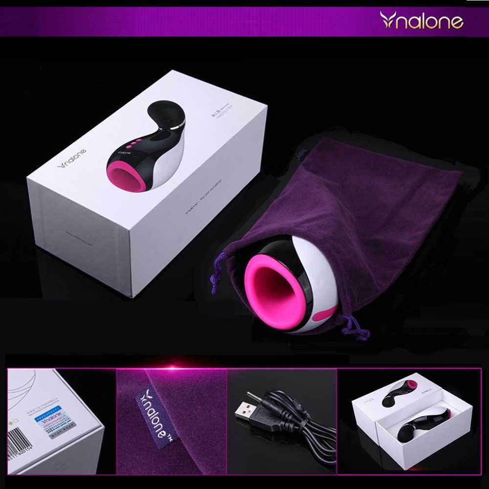 Nalone Oxxy dụng cụ tình yêu cao cấp cho nam kết nối Bluetooth