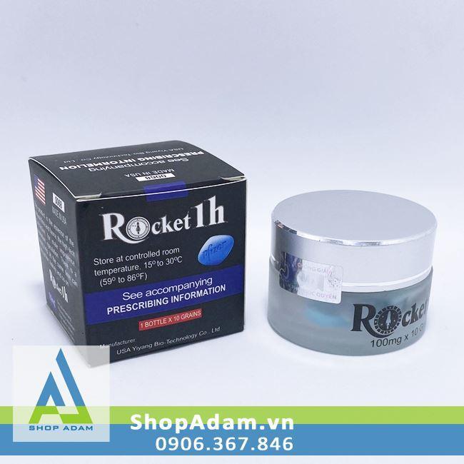 Rocket 1h thuốc cường dương tăng cường sinh lực nam giới