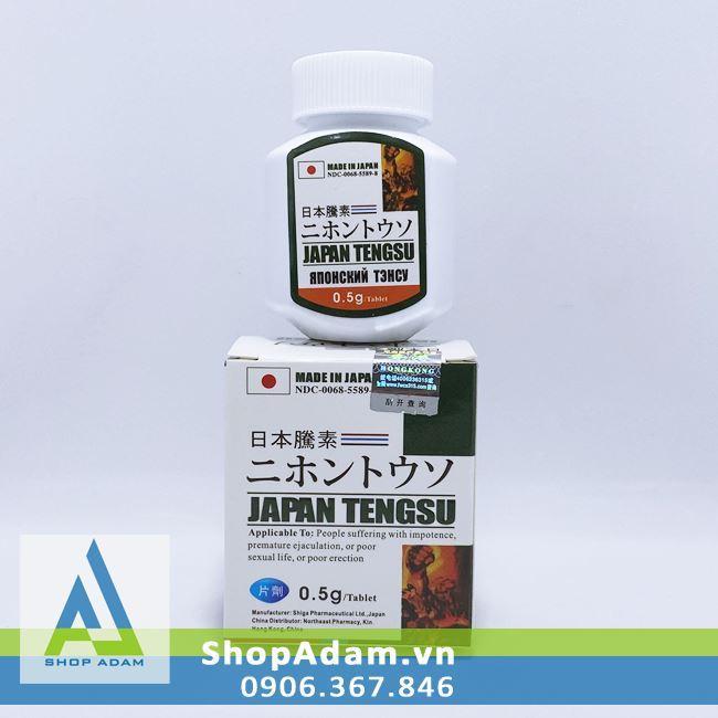 Thuốc Japan Tengsu Nhật Bản tăng cường sinh lý nam