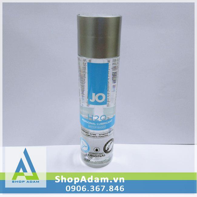 Gel bôi trơn gốc nước cao cấp JO H2O - Mỹ