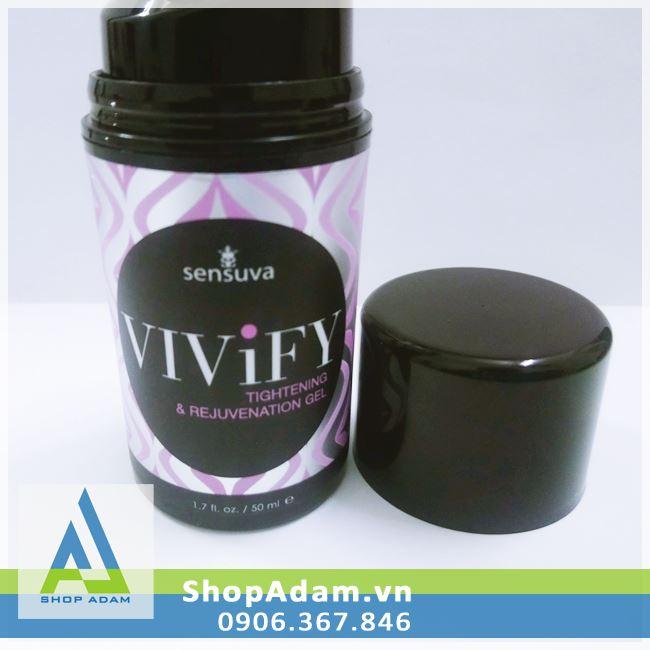 Gel se khít âm đạo Sensuva ViViFy