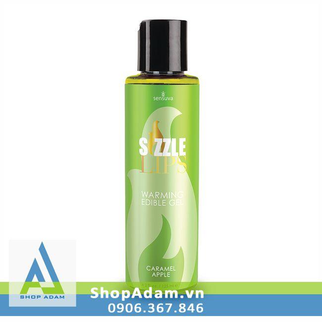 Tinh dầu massage thư giãn Sensuva Sizzle - 125ml