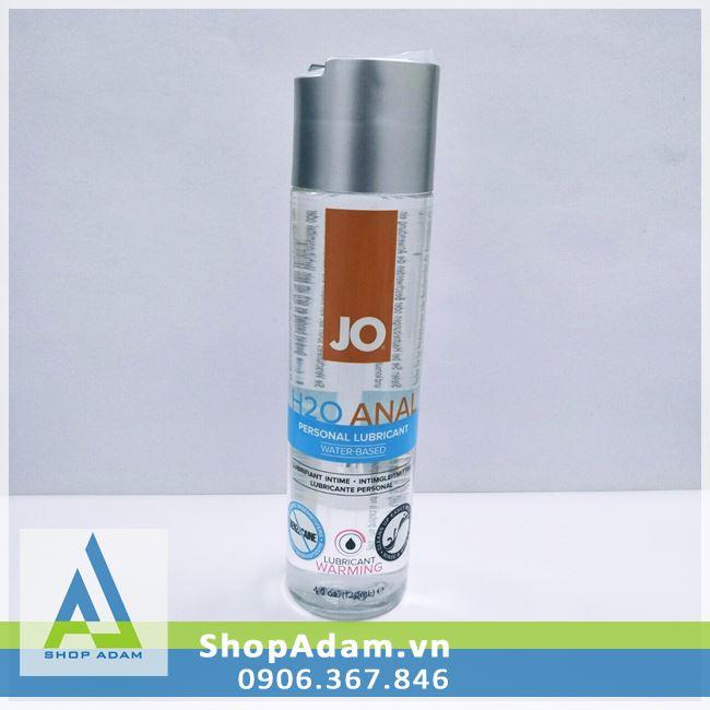 Gel bôi trơn hậu môn JO Water Based Anal - Mỹ