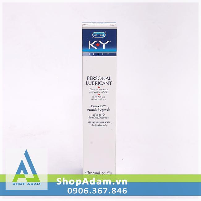 Gel bôi trơn Durex KY Jelly - 50g