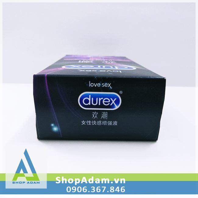 Gel tăng khoái cảm cho nữ Durex Intense
