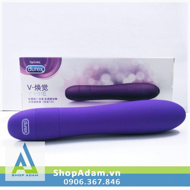 Máy massage cao cấp Durex V-Vibe